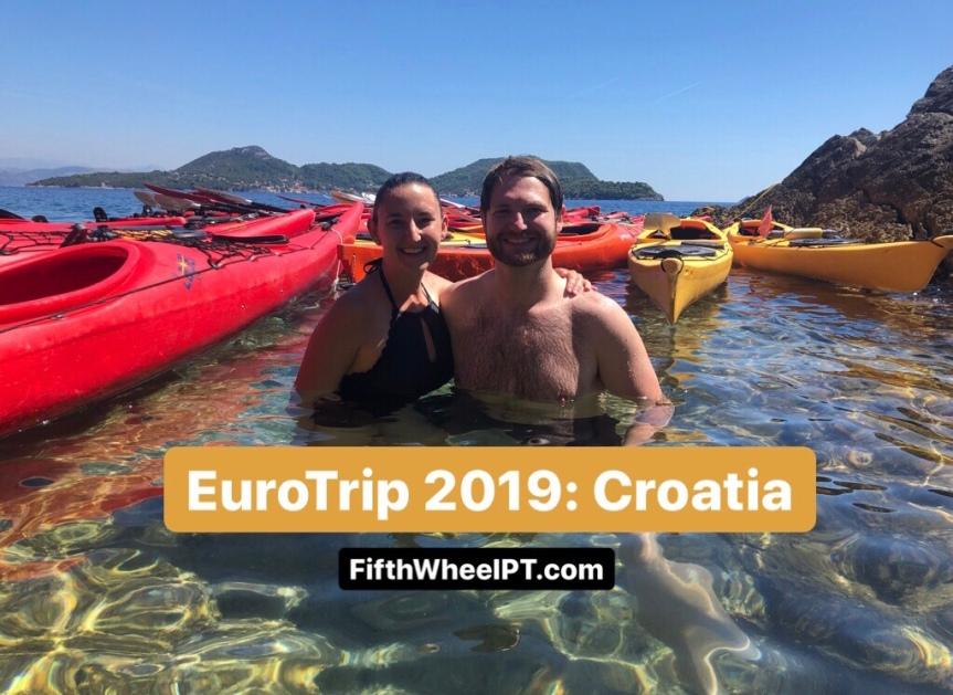 EuroTrip 2019: Croatia!